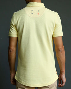 Active Polo - Light Yellow