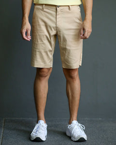 Simple Shorts - Beige