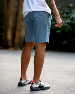 Simple Shorts - Light Blue