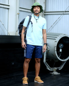 Simple Shorts - Navy