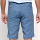 Travel Shorts - Blue Stripe