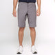 Travel Shorts - Grey Stripe