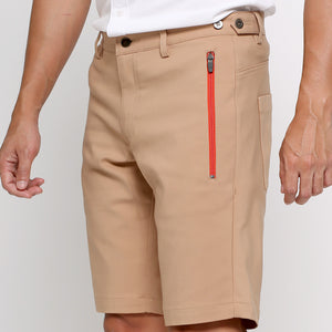 Travel Shorts - Khaki