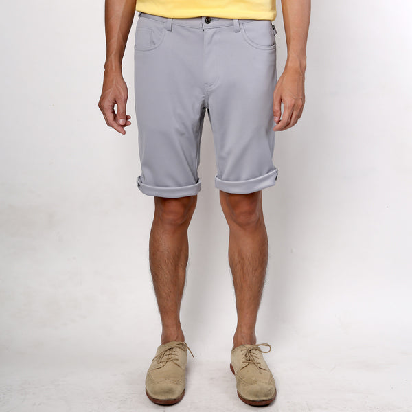 Active Urban Shorts - Light Grey