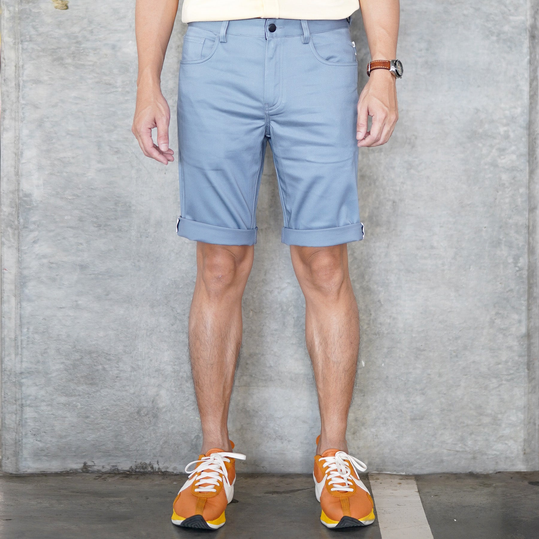 Urban Shorts - Dolphin Grey