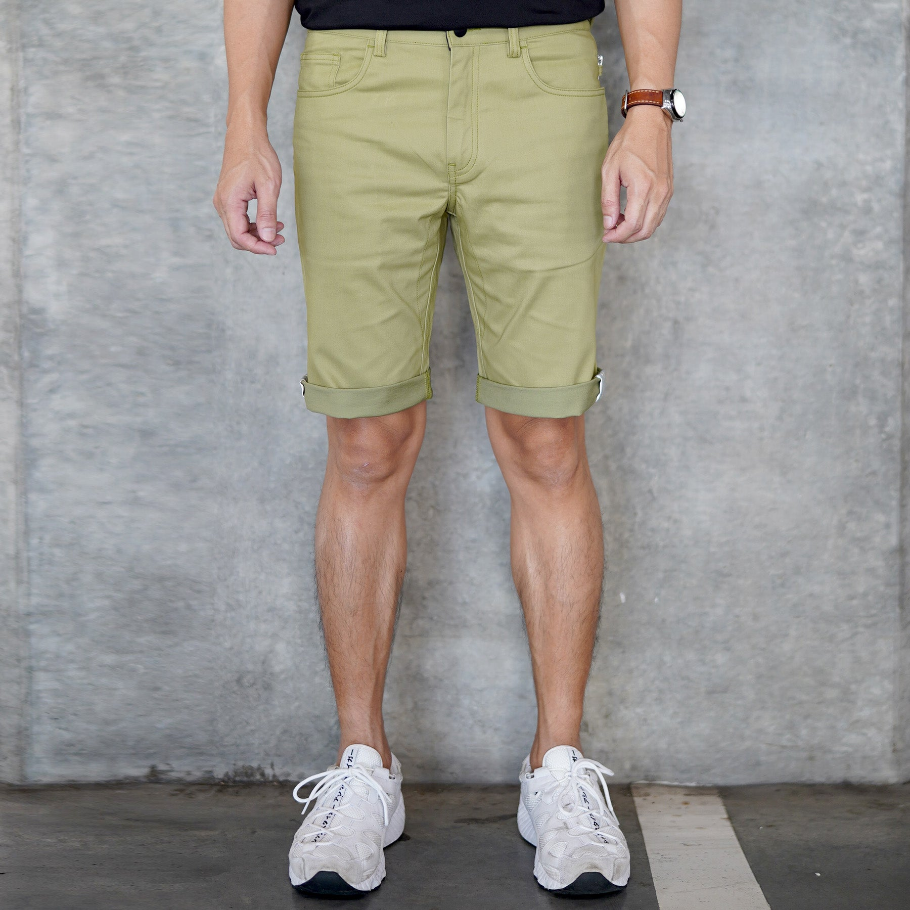 Urban Shorts - Green