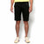 FRIDAY PEOPLE CARGO SHORTS BLACK GOLF