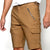 FRIDAY PEOPLE CARGO SHORTS KHAKI GOLF