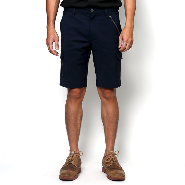 FRIDAY PEOPLE CARGO SHORTS NAVY GOLF