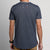 FRIDAY PEOPLE DRY TEE NAVY