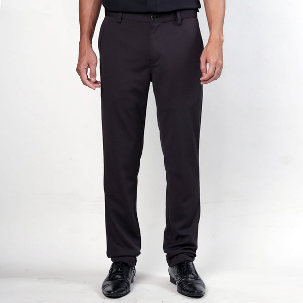 Relaxed Active Trousers - Black