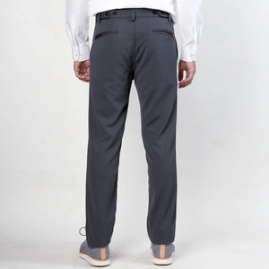 Relaxed Active Trousers - Grey