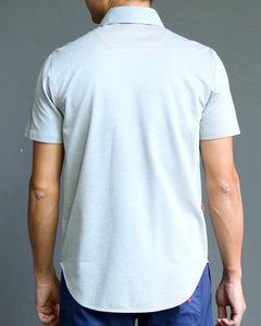 Dry Shirt - Grey Stripe