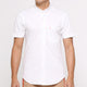 Active Mandarin Shirt - White