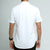 FRIDAY PEOPLE ACTIVE MANDARIN SHIRT WHITE