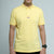 FRIDAY PEOPLE ACTIVE POLO YELLOW COMFORTABLE