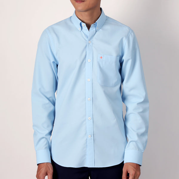 Active Shirt - Light Blue - Friday People - 1