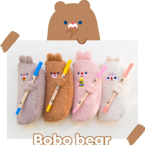 Bobo Boom Plush Pencil Case