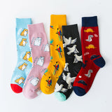 Fashion Sports Long Socks