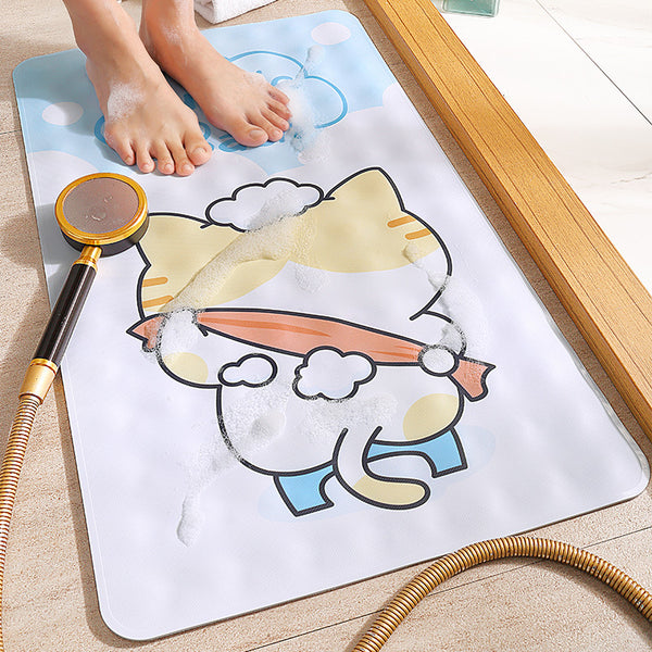 New Cartoon PVC Carpet