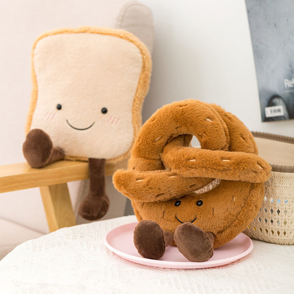 Bread Story Plush Toy