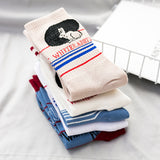 White Rabbit Cotton Socks
