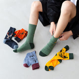 Korean Style Cotton Socks