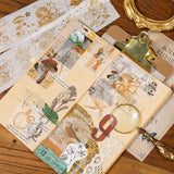 Golden Notes Series Washi Tapes