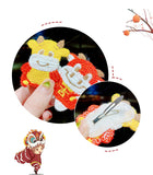 Year of the Ox Hairpin