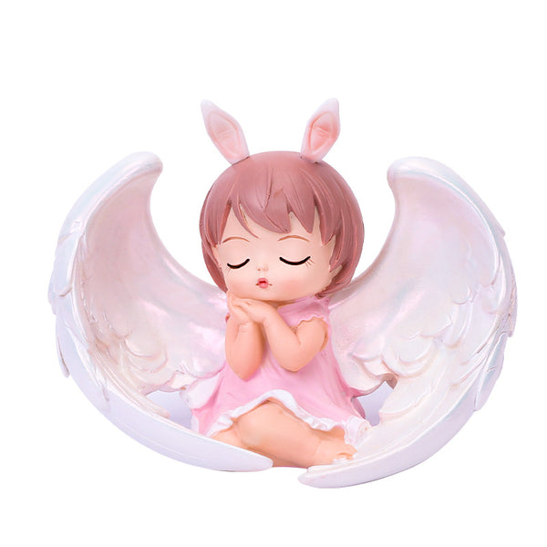 Anne Little Angel Ornaments