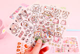 Chestnut Jun Pet Series Stickers