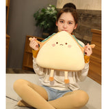 Kawaii Sandwich Pillow Doll