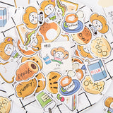 Bread King sticker