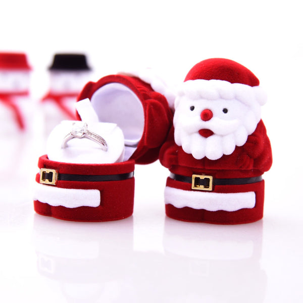 Santa Claus Jewelry Box