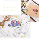 Flower Shaped Stickers