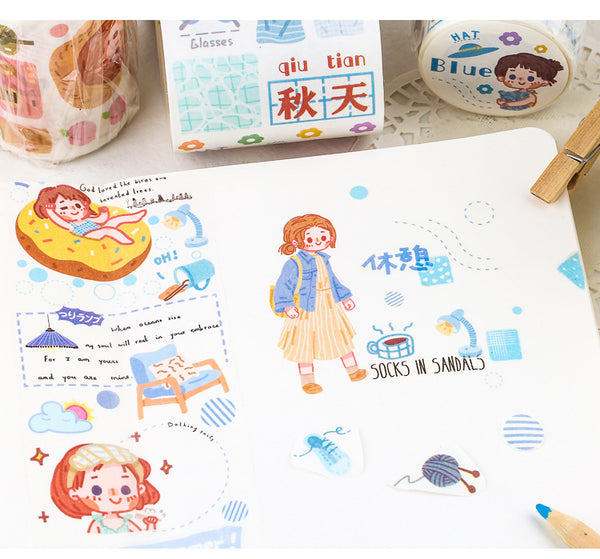 Lovely Salt Washi Tapes