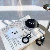 Cartoon Ghost Airpods Case