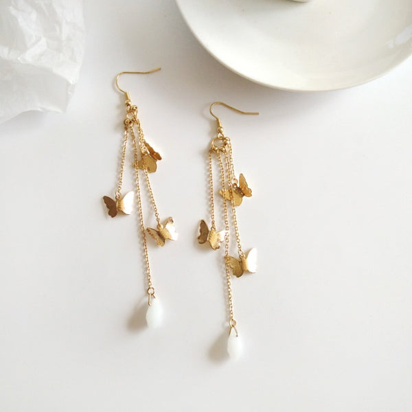 Fashion Bow Earrings