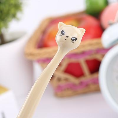 Cartoon Cat Gel Pen