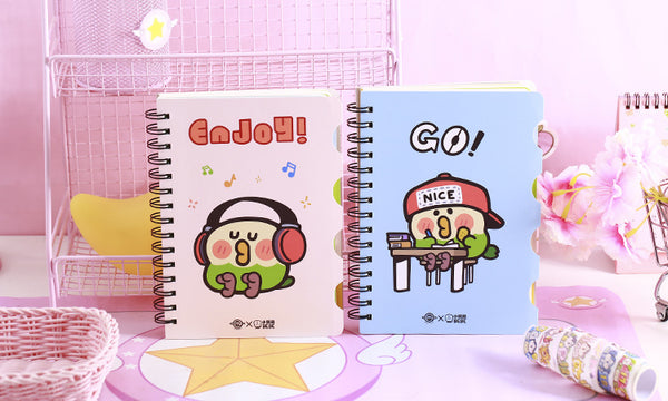 BEBE Coil A5 Notebook