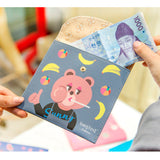 Milkjoy Lollipop Bear Sanitary Napkin Storage Bag