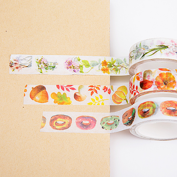 Zephyr Planet Washi Tape