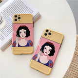 Funny Princess iPhone Case