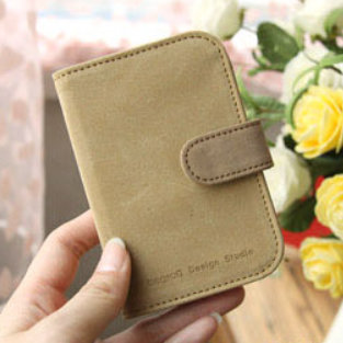 Bentoy Eternal Memories Faux Leather Card Case