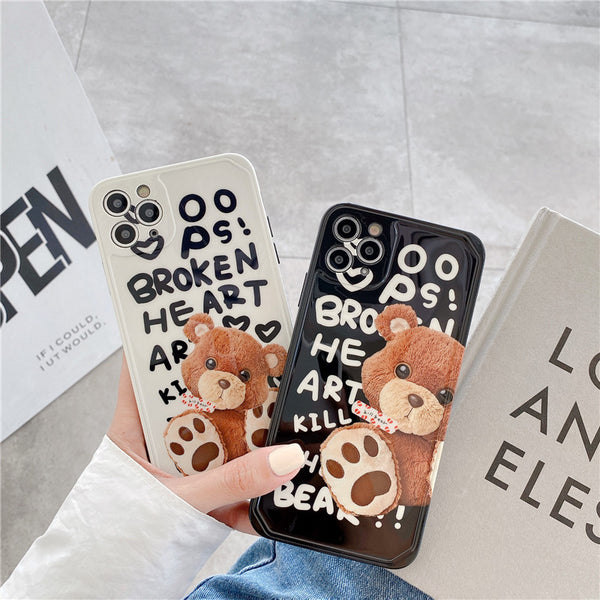 Cute Bears iPhone Cases