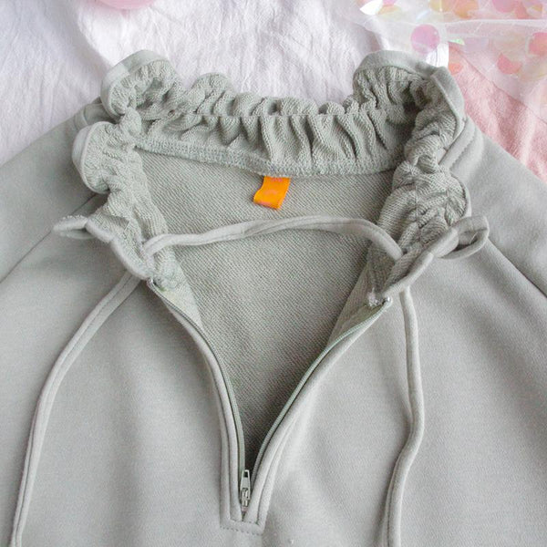 Solid Color Hoodies