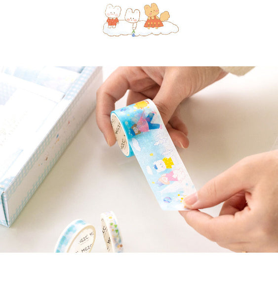 Fruit yogurt Series Tape set