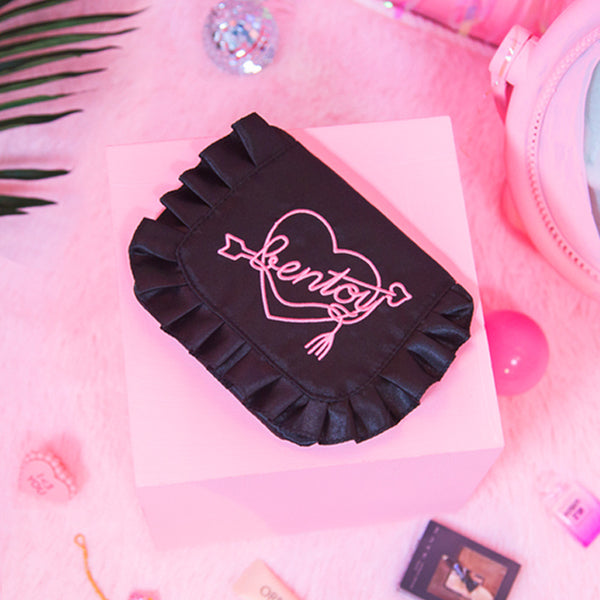 Bentoy Embroidered Sanitary Napkin Storage Bag