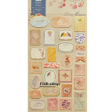 Suatelier Flower Whisper Sticker