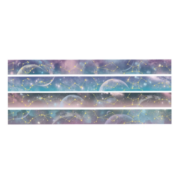 Star Blossoms Washi Tapes